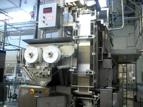 Tetra Pak TBA9 200 Slim filling machine, video 02 Videos De Viajes