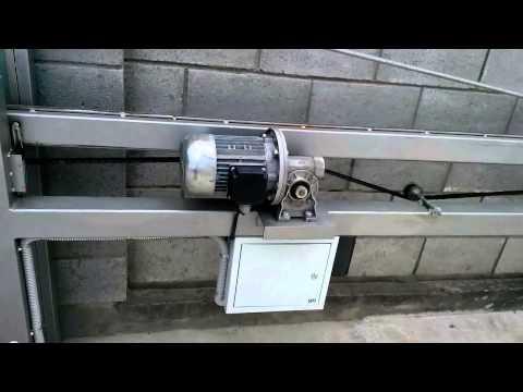 ремонт ворот с тельферным двигателем в нижнем новгороде