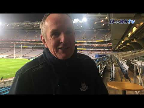 Mattie Kenny speaks to DubsTV after victory over Laois
