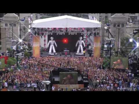 Black Eyed Peas I Got A Feeling Live HD2