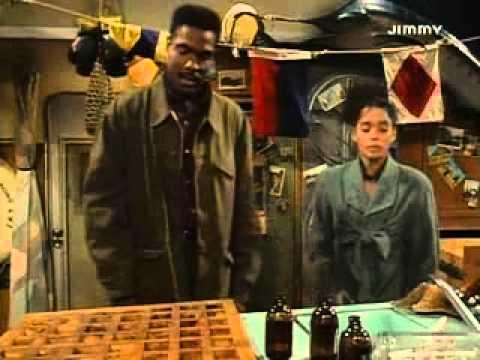 I Robinson (The Cosby Show) - Denise e Martin cerc...