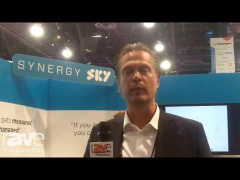 InfoComm 2016: Synergy Sky Announces Synergy Sky Enterprise EditionMOV