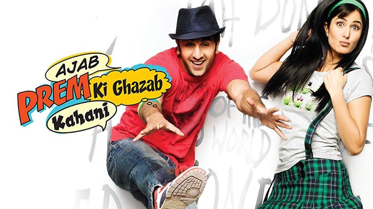 Download Ajab Prem Ki Ghazab Kahani (HD)   Ranbir Kapoor   Katrina Kaif   Super-hit Latest Hindi Movie