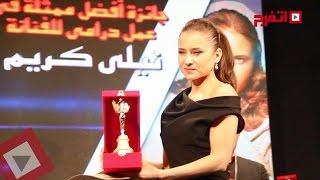 جوائز مهرجان المركز الكاثوليكي «تحت سيطرة» ماجد الكدواني ونيللي كريم (اتفرج)