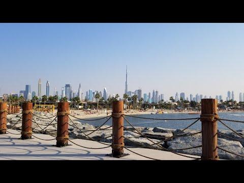 #Dubai Jumeirah Beach #2020 new video