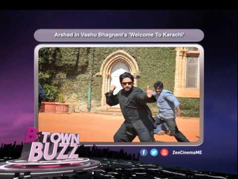 Arshad in Vashu Bhagnani's 'Welcome To Karachi'