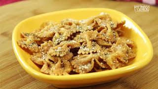 Makaronowe chipsy