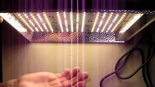 REVIEW MARS HYDRO TS 600W LED Grow Light Sunlike Full Spectrum Led Grow Lamp