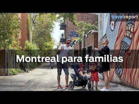 Montreal para familias #diariosdeviaje