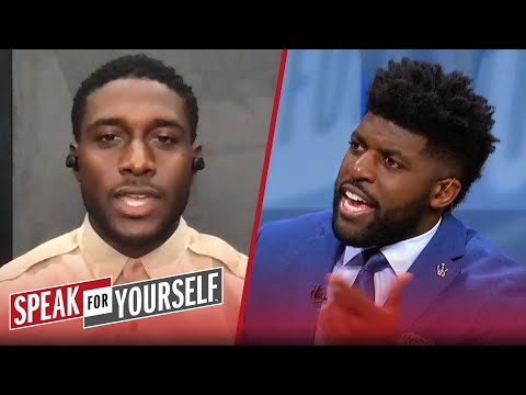Acho & Reggie Bush On Pats' Smart Choice W/ Cam, Better Off Without Brady   NFL   SPEAK FOR YOURSELF