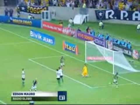 Redação AM: Edson Mauro Da Rádio Globo, Narra O Golaço De Hyuri Na Vitória Do Botafogo (05/09/13)