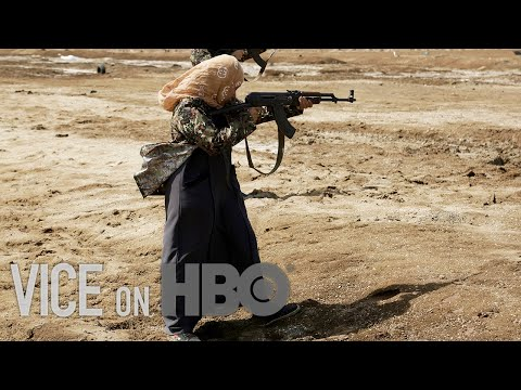 The Women Fighting to Protect Yemen | VICE on HBO