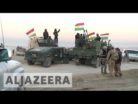 Battle for Mosul: Offensive under way to drive out ISIL