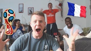 REACTION FRANCE v CROATIA 🏆 2018 FIFA World Cup FINAL Live Reactions - WORLD CHAMPIONS!!!
