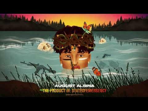 August Alsina - Pretty (Visualizer)