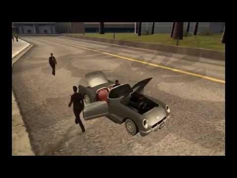 "#102 Shubert Frigate From Mafia II ""New Cars - GTA San Andreas"""