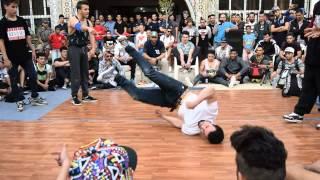 KAMIKAZ CREW VS ZULU NATION CREW (2ONE FUSION BATTLE BOUMERDES 2015)