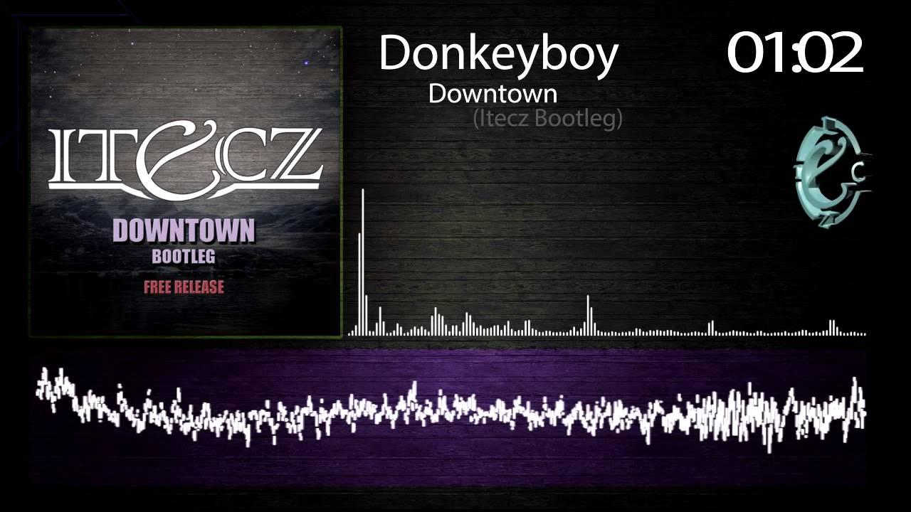 donkeyboy downtown