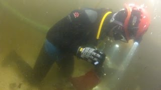 Underwater Archeology | Excavating the Wacissa River