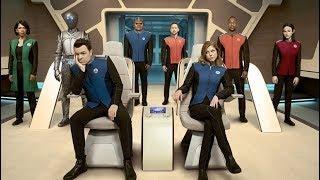 Judgment: Orville Versus Star Trek Discovery. Let