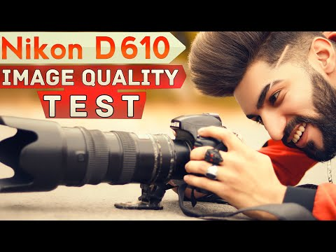Best Dslr In The World For Wedding Or Fashion & Portrait Photography | Nikon D610