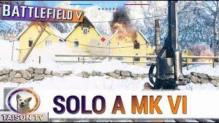 Battlefield V Solo a Revolver MK VI - 2-3 Balas igual muerto. El Pistolero 1x06