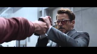 Captain America: Nội Chiến Siêu Anh Hùng - Clip #4: Toàn đội vs Bucky
