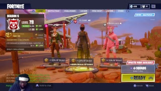 FORTNITE!|| Missed Yall GANG|| Squad,JOIN UP|| Can I Get A Win??||