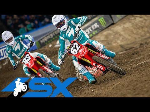 250SX Main Event Highlights: Anaheim 2