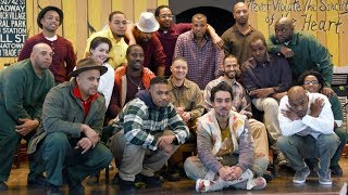 Inmates Perform Their Own Play in Maximum Security Prison