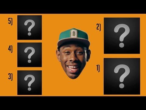 Tyler the Creator Albums RANKED Worst to Best (2009-2017)
