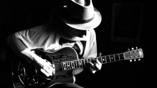 texas blues in a - acoustic fingerpicking blues