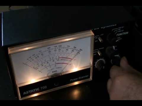 How To Check Swr Modulation And Poweron Cb Radio Youtube