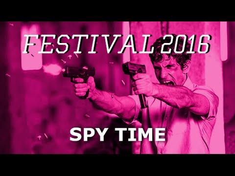 Spy Time (Trailer)