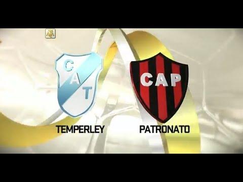 Temperley derrotó 1 a 0 a Patronato en el cierre de la fecha inicial