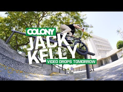 Get excited because tomorrow we drop Jack Kelly's banging new video that he filmed in California a few months back before tearing his ACL which has him laid up for a few more months. Thanks...
