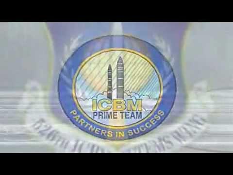 ICBM Intercontinental Ballistic Missile Minuteman