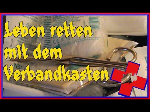 KFZ-Verbandkasten - Erste Hilfe [HD][Let´s Ehrenamt]