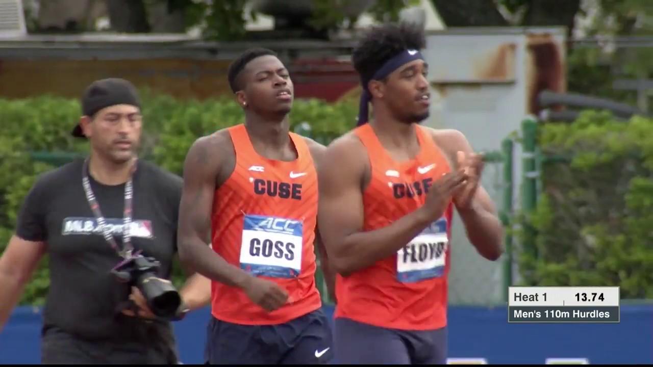 highlights-goss-moore-floyd-in-acc-championship-110-meter-hurdles