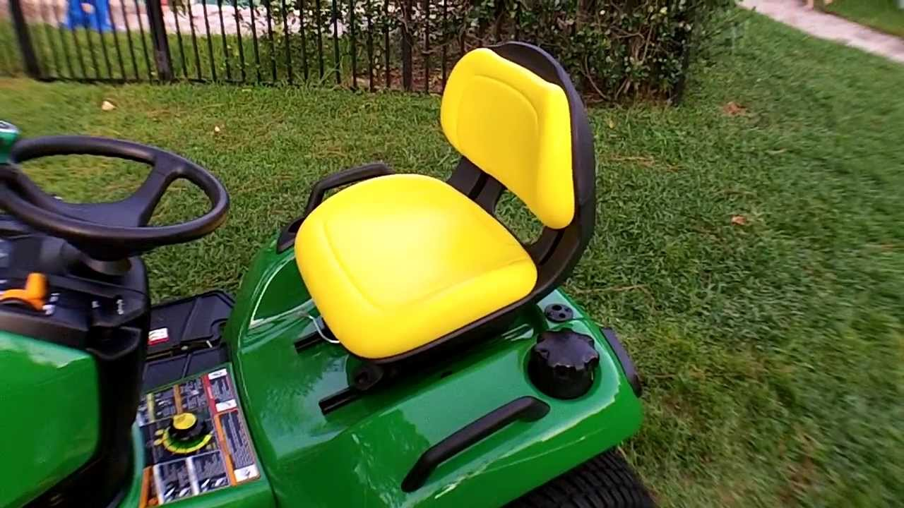 Lawn Mower Replacement Seat