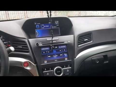 Android Mirroring Note Using NavTool Interface In Acura ILX - In acura com