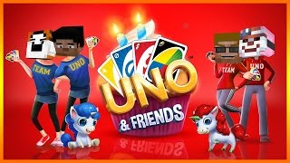 UNO & FRIENDS - NOOBS PLAY UNO!!! (PC Gameplay)