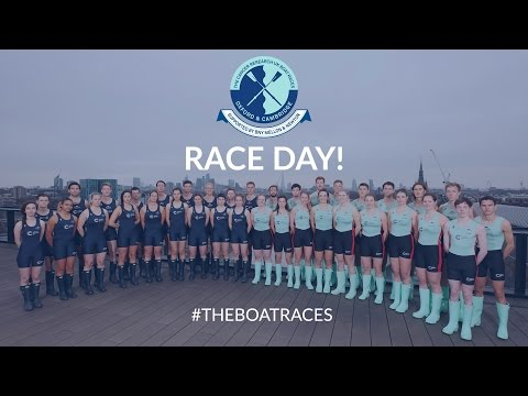 The 2017 Cancer Research UK Boat Races Live Stream
