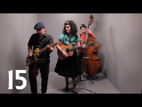 Red Rombo #15 El Cubo en directo