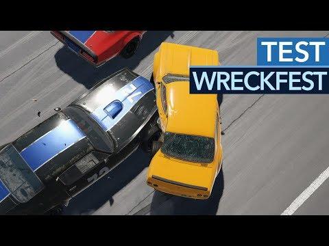 Wreckfest - Test / Review: Das Beste Zerstörungs-Rennspiel Seit FlatOut 2 (Gameplay)