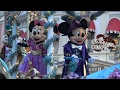La Magie Disney En Parade Disneyland Paris  2017 Magic Everywhere