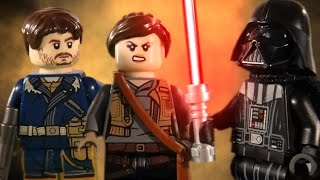 LEGO STAR WARS ROGUE ONE - PART 8 - ATTACK OF DARTH VADER