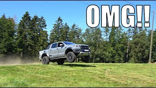 WHY THE FORD RANGER RAPTOR IS WORTH £50,000!!
