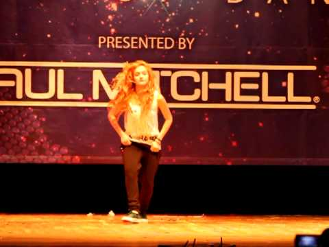 WORLD OF DANCE NY 2012 - CHACHI GONZALES
