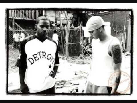 Eminem & Obie Trice freestyle